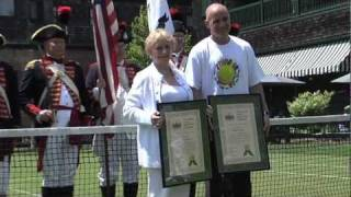 About the International Tennis Hall of Fame & Museum