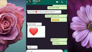GF BF ROMANTIC CHATTING ❤️| WhatsApp chatting | tips to chat