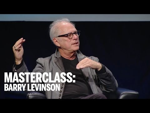 BARRY LEVINSON: MASTERCLASS | TIFF Industry 2014