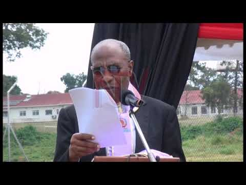 National Animal Generic Resource center launched in Entebbe