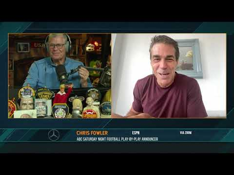 Chris Fowler on the Dan Patrick Show (Full Interview) 9/11/20