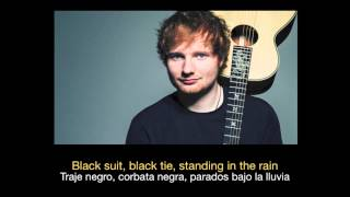Ed Sheeran - Afire Love HD (Sub español - ingles)