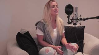 Say You Won't Let Go Cover - Alexa Goddard  (Video)
