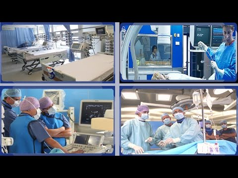 Cardiovascular Examination and Therapy | American Heart of Poland Medical Center