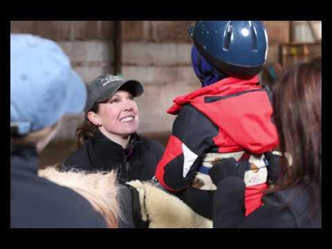 WMU Magazine - An alumna and her healing horses