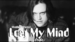 Matthew Sweet - Lost My Mind (Demo)