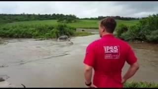 KZN man saved from surging rapids