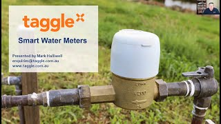 Taggle Webinars - Smart Water Meters 13th May 2020