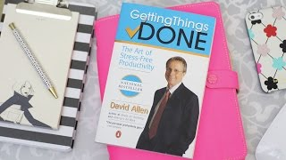 How To GTD With A Filofax And 43 Folders