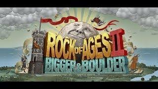 Rock of Ages 2: Bigger & Boulder All Cutscenes/ Все ролики +концовка на русском