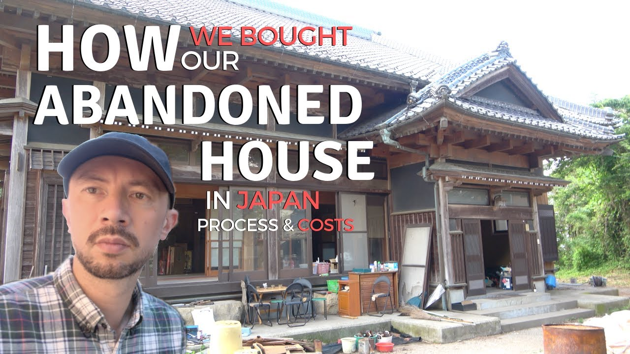 How We Purchased Our Abandoned Home in Japan Process, Expenses, Dangers, Financing, How to Discover One thumbnail