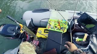 Рыбалка в батурино протока