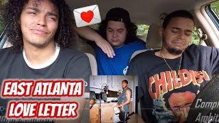 6LACK   EAST ATLANTA LOVE LETTER (FULL ALBUM) REVIEW REACTION