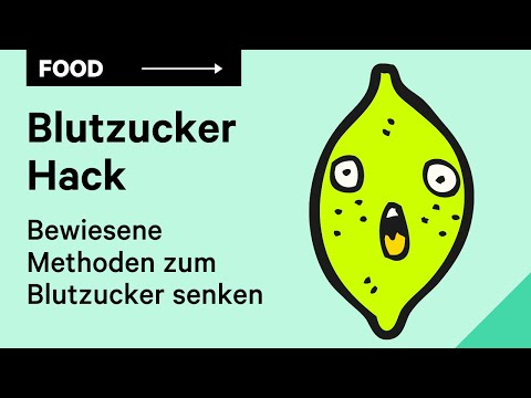 Wie Du Deinen Blutzucker durch Zimt und Zitronenwasser hackst [Biohacking]