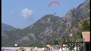 preview picture of video 'Paragliding in Öludeniz'