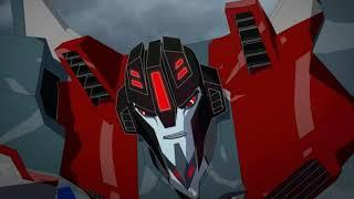 Трансформеры:Роботы под прикрытием  Linkin Park - Erection