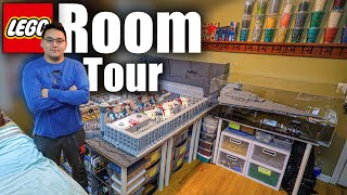 My LEGO Room Tour (2020 Edition)