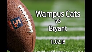 Conway Wampus Cats vs Bryant