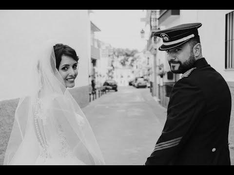Carmen&Isaías, proyección el mismo día de la boda