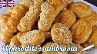 Traditional Greek Easter Cookies - Koulourakia