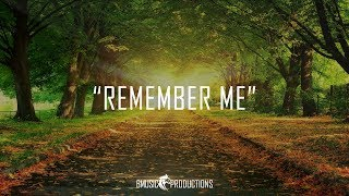 "RB Love Song Violin Piano Instrumental Beat - ""Remember Me"" - 2017"