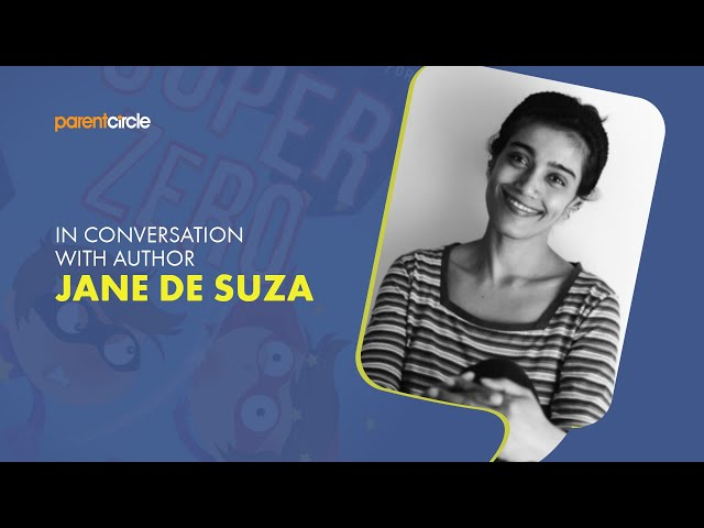 How to help children process the loss of a loved one and making their voices heard: Jane De Suza