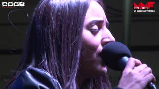 Srbuhi Sargsyan & Allusion Band (MMF 2016)