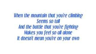 Tate Stevens - Ordinary Angels (Lyrics)