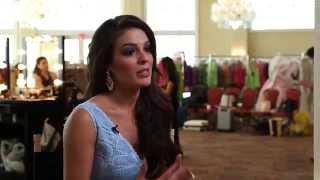 Melissa Gurgel Brazil Miss Universe 2014 Official Interview