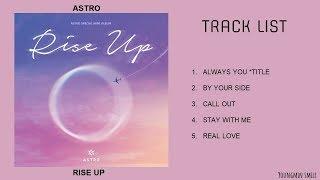 [FULL ALBUM] ASTRO (아스트로) - RISE UP