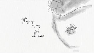 Shawn Mendes - Song For No One (Lyric Video)song for no one lyrics shawn mendes