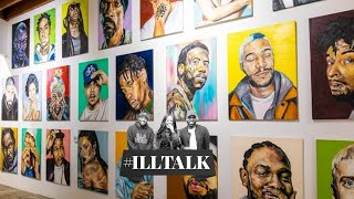 Is Black Air Force 1's out of style, and what are 3 artist vaults worth opening | iLLANOiZE Radio