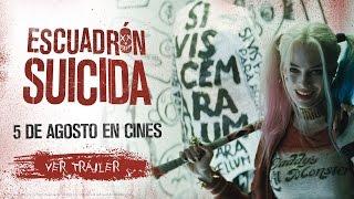 Tráiler Español Suicide Squad