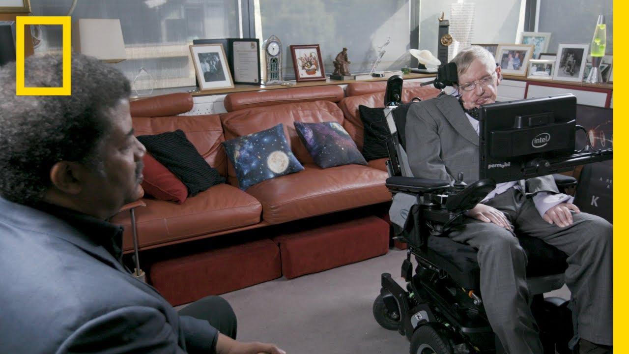 StarTalk with Neil deGrasse Tyson & Stephen Hawking | Full Episode thumbnail