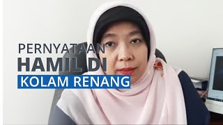 VIDEO Pernyataan Kontroversial Komisioner KPAI soal Kehamilan di Kolam Renang