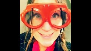 Windshield wiper glasses- Happy New Year- Vision 2016