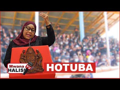 🔴#LIVE: RAIS SAMIA ANAZUNGUMZA