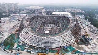 Competition venues for Beijing Winter Olympics to be completed in 2020