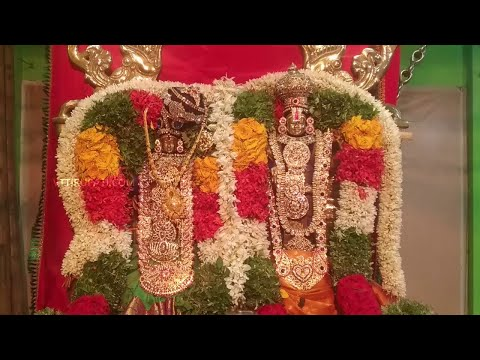 Then Tirupati Vattavilai Nagercoil, Kanyakumari Perumal Unjal Seva on 17-08-2019