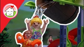 Playmobil Film Deutsch Das Wasserfass Im Aquapark / Kinderfilm / Kinderserie Von Family Stories