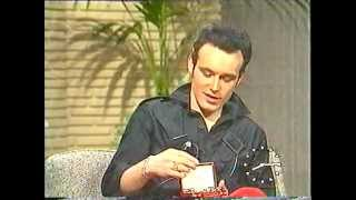 Adam Ant - Apollo 9 on Breakfast TV (a bit more...)