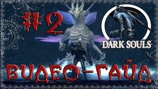 "Видео-гайд по Dark Souls: Prepare to Die edition. #2 ""Уезд нежити"""