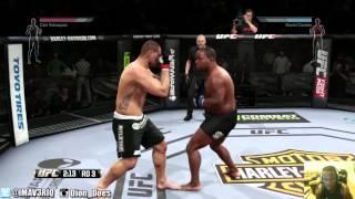 UFC - UFC Champions - UFC Cheeks To Champ Ep.3 | Cain Velasquez vs Daniel Cormier | UFC Fights 2014