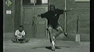 """Footbag: VHS Classics: 2000: Montreal: """"Shred Alert"""" (by Mickey Mayer And Ceiling Fan)"""