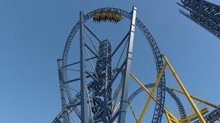 WARHAWK Onride - Nolimits Coaster 2