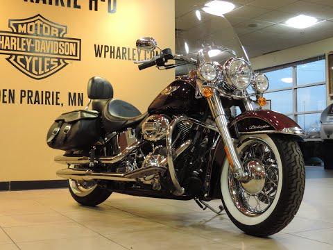 2014 Harley-Davidson® FLSTN Softail® Deluxe