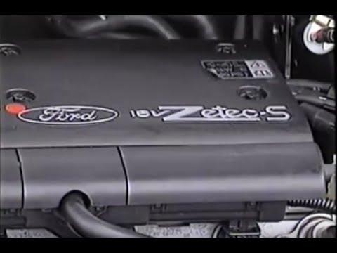 Фото к видео: Como trocar a Correia Dentada do motor Ford ZETEC 16v [Fiesta/Courier]