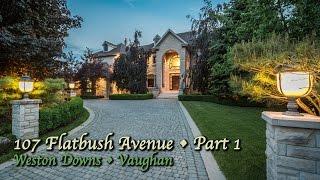 SOLD:107 Flatbush Avenue (Part 1)   Weston Downs   Listed by Cecilia De Freitas
