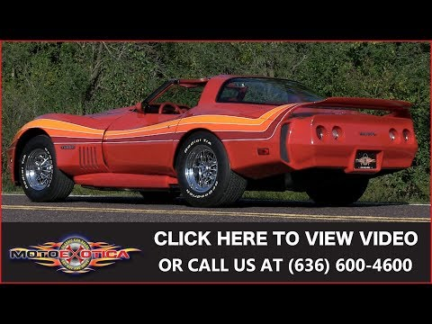 1978 Chevrolet Corvette for Sale - CC-1034582