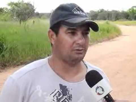 Falta de água em Araguainha